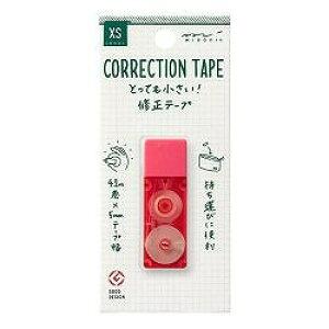 ミドリ XS 修正テープ 白 35263006