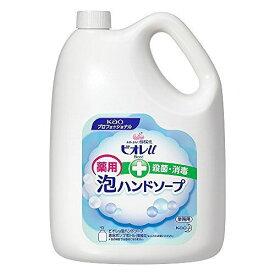 花王 ビオレu 泡ハンドソープ マイルドシトラスの香り 業務用 4L (花王プロフェッショナルシリーズ) 511485