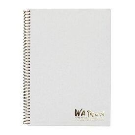 ミューズ 水彩紙 ホワイトワトソンブック SM 239g ホワイト 15枚入り HW-2401 SM