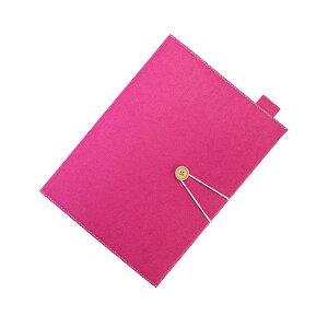 ビッテ A4 フェルト ファイルケース ピンク(代引不可)