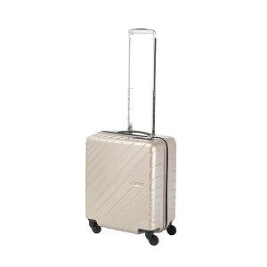 キャリーバッグ 機内持ち込み可 4日間 42L キャビンスクエア スーツケース 旅行 カバン 大容量(代引不可)【送料無料】