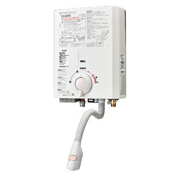 ノーリツ 小型湯沸し器 GQ-530MW 12A13A 都市ガス用 設置工事不可【送料無料】