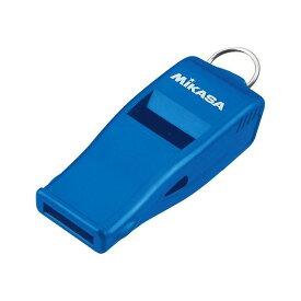 ミカサ(MIKASA) アクセサリー ホイッスル(コルクなし) ブルー BEAT10BL