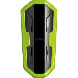モルテン(Molten) スワンセシンガードSサイズ 黒×ライトグリーン GG0022KL