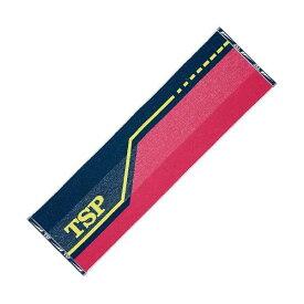 TSP 卓球アクセサリー TTジャガード187タオル 044414 【カラー】ネイビー 【サイズ】