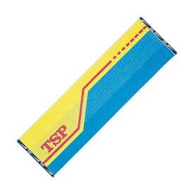 TSP 卓球アクセサリー TTジャガード187タオル 044414 【カラー】ライム 【サイズ】