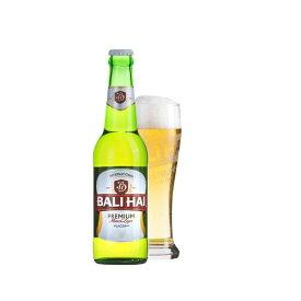 バリハイ 瓶 330ml×24本入り【ケース売り】 ビール インドネシア【送料無料】