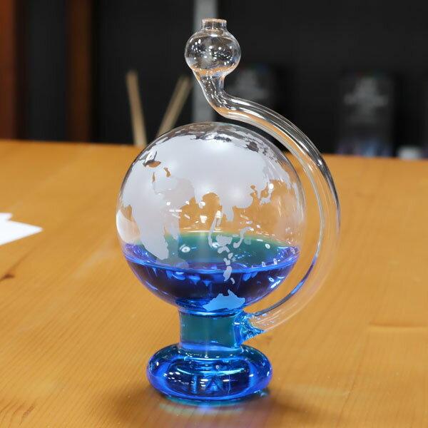 ウェザーボール BA30806 天気予報グラス オブジェ 飾り おしゃれ 雑貨 ガラス【送料無料】