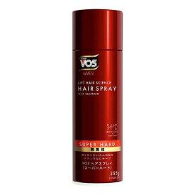 サンスター VO5 for MEN ヘアスプレイ スーパーハード 微香性 355g