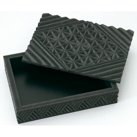 黒彫板ハガキ箱 図工 工作 クラフト ホビー 木製雑貨