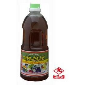 ヒシク藤安醸造 つけやったもんせ 1L×8本(代引き不可)