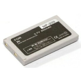 日本トラストテクノロジー MyBattery HQ MINOLTA NP-200互換バッテリー 【MBH-NP-200】(代引き不可)