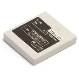 日本トラストテクノロジー MyBattery HQ SANYO DB-L20互換バッテリー 【MBH-DB-L20】(代引き不可)