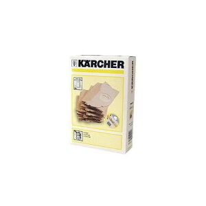 ケルヒャー A2004用紙パック(5枚組) 6.904-322 6904-322 家電(代引不可)