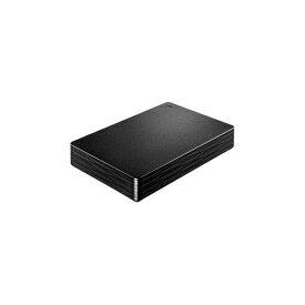 IOデータ 外付けHDD カクうす Lite ブラック ポータブル型 4TB HDPH-UT4DKR HDPH-UT4DKR(代引不可)【送料無料】