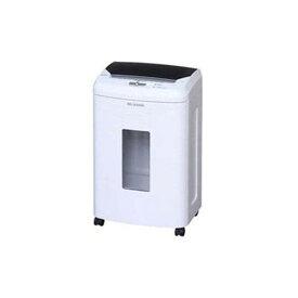 アイリスオーヤマ オートフィードクロスカットシュレッダー (A4サイズ/CD・DVD・カードカット対応) ホワイト AFS100C(代引不可)