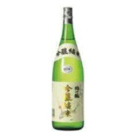 日本酒 純米 吟醸 日本酒 特撰 梅一輪 吟醸純米 1800ml(代引き不可)
