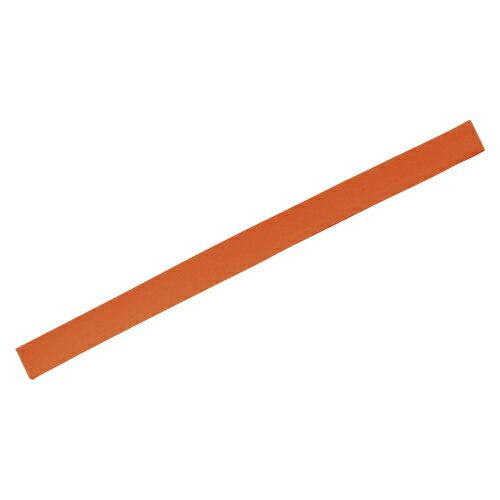 三和商会 色ハチマキ 110cm オレンジ 1 本 S-406 文房具 オフィス 用品