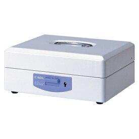 カール事務器 スチール印箱 1個