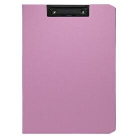 ソニック クリップファイル ソフィット A4タテ ピンク 1枚