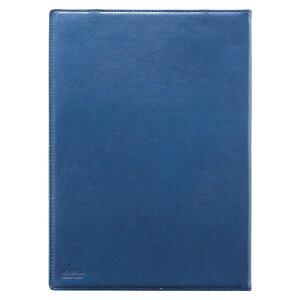 セキセイ ベルポスト クリップボード 二つ折りタイプ ブルー 1冊