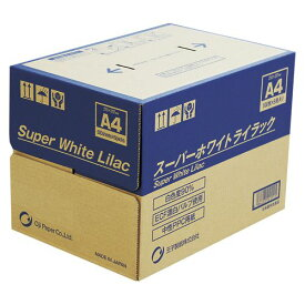 アピカ スーパーホワイトライラック PPC用紙 A4 10束入 SWL A4 1梱