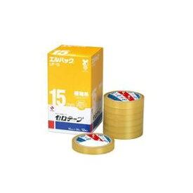 (まとめ買い)ニチバン セロテープ Lパック LP-15 15mm×35m 12巻 【×2セット】