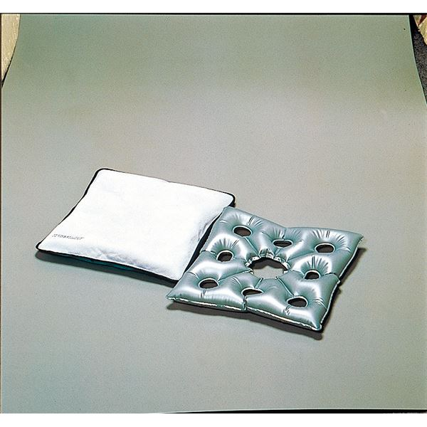 ダンロップホームプロダクツ 床ずれ防止用具・体位変換器 ダンロップ 角座エアークッション 4982 8499