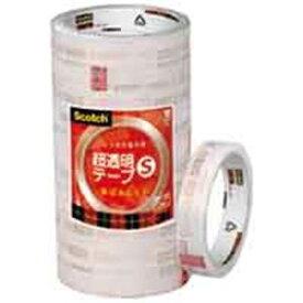 スリーエム ジャパン 超透明テープS BK-18N 工業用包装 200巻