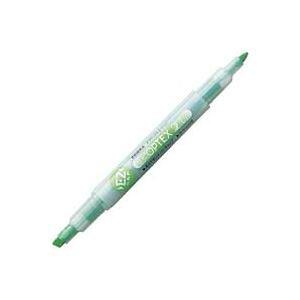 (まとめ買い)ゼブラ ZEBRA 蛍光オプテックス2 EZ 緑 WKT11-G 【×30セット】