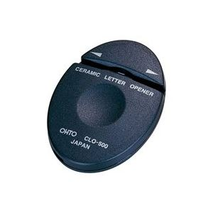 (まとめ買い)オート セラミックレターオープナーL&R CLO-500 【×10セット】