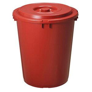 味噌樽/みそ保存容器 【75型】 プラスチック製 深型設計 上フタ・押しフタ/持ち手付き 『新輝合成』【代引不可】