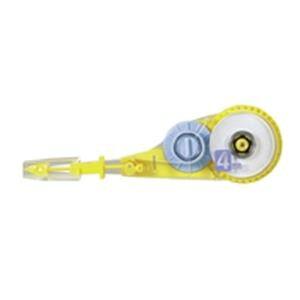 (業務用20セット) プラス 修正テープホワイパーV交換テープ 4mm10個 ×20セット