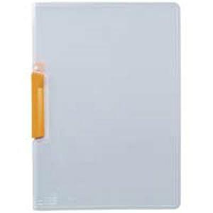 (業務用20セット) セキセイ クリップインファイル SSS-105 20冊 橙 ×20セット
