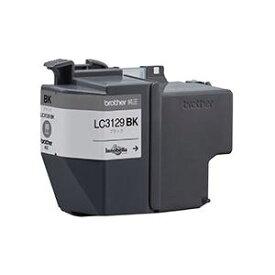 ブラザー工業 インクカートリッジ (黒) LC3129BK