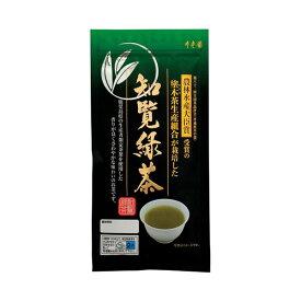 (まとめ)寿老園 知覧緑茶 100g【×10セット】