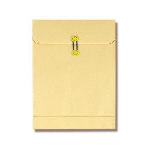 ピース マチ・ヒモ付保存袋 クラフト角0 120g 173-30 1セット(50枚:10枚×5パック)