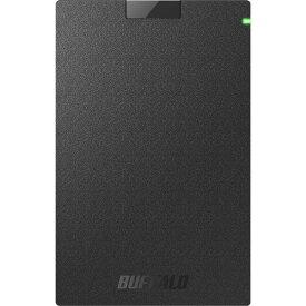 バッファロー ミニステーション USB3.1(Gen.1)対応 ポータブルHDD スタンダードモデル ブラック500GB HD-PCG500U3-BA