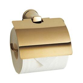 ペーパーホルダー/建築金物 【ペールゴールド】 シンプル 〔業務用 建材 トイレ器具〕【ポイント10倍】