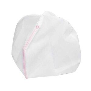 (まとめ) 洗濯ネット/洗濯用品 【丸型】 直径33cm ファスナーカバー付き ガードネット 【×200個セット】【ポイント10倍】