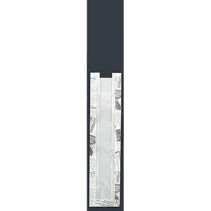 遠藤商事 フランスパン袋 ヨーロピアンフェネット白 (100枚入)小 No.165 WPV4004