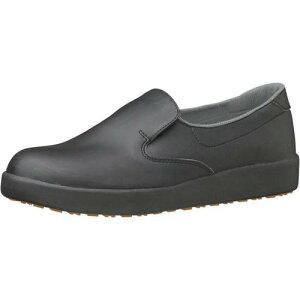 ミドリ安全 ハイグリップ作業靴H-700N 22cm ブラック SKT4302