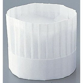 MATFER(マトファ) シェフハット(紙製10枚入) 760125(H18cm) SHT5501