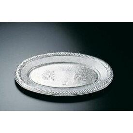 福助工業 プラ 使い捨て小判皿 K-5(100枚入) GKB0202
