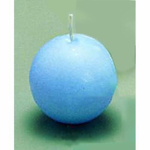 ネクスト・テーブルウェア ボールキャンドル(40ヶ入) 40044 ブルー PKYB24A