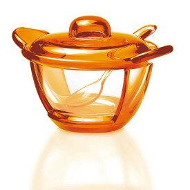 グッチーニ パルメザンチーズジャー 2317.0045 オレンジ RGTI303