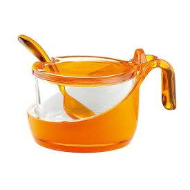 グッチーニ シュガー/チーズジャー 2489.0045 オレンジ RGTU505