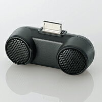 [Logitec(ロジテック)] Walkman用コンパクトスピーカー LDS-WMP500BK(代引き不可)