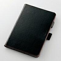 [ELECOM(エレコム)] ZenPad 3 8.0用ソフトレザーカバー(360度) TB-AS581A360MBK(代引不可)