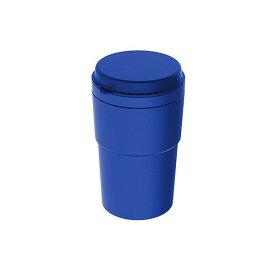 SIXフィーリング DA1719 ビッグボトルアッシュトレイ ブルー 車 たばこ 灰皿